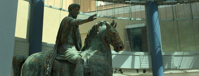 Musei Capitolini is one of 101 cose da fare a Roma almeno 1 volta nella vita.