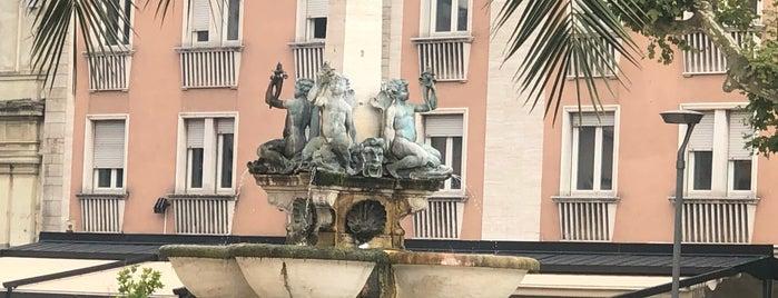 Piazza Del Popolo is one of Tempat yang Disukai Bahar.