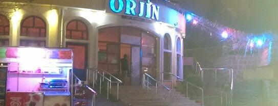 Orjin Cafe is one of Tempat yang Disukai Aynur.
