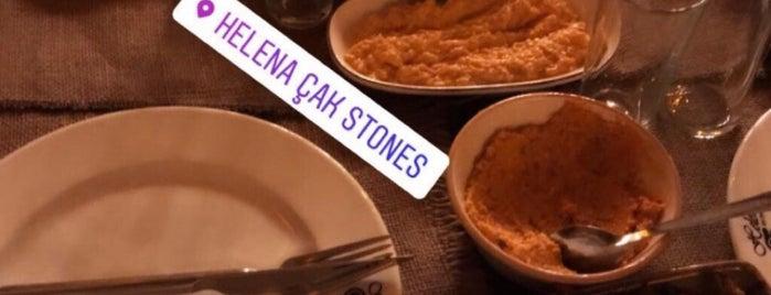 Helena Çak Stone is one of Gidilecek.