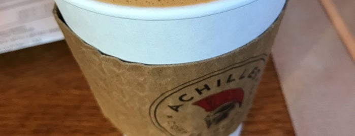 Achilles Coffee Roasters is one of สถานที่ที่ 🌸 ถูกใจ.