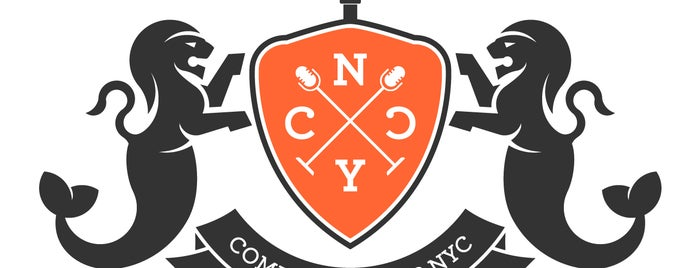 The Comedians' Club of New York is one of VV: comedy in nyc.