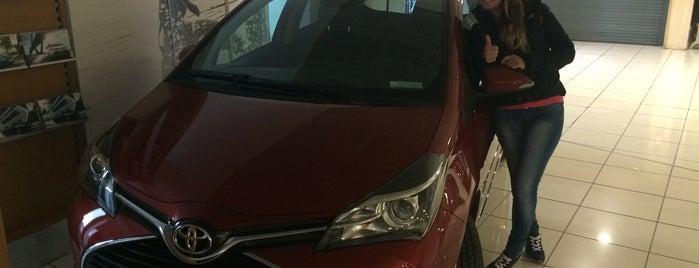 Toyota Plaza Sonkar is one of Locais curtidos por Gizem.