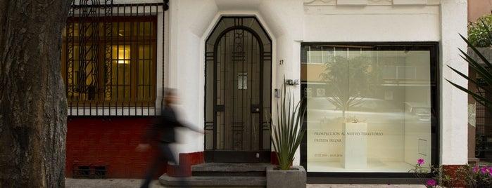 Talcual - galería de arte contemporáneo is one of Gespeicherte Orte von Esperanzy.