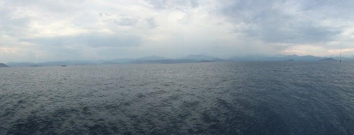 Kardeslersailingboat is one of Fethiye.
