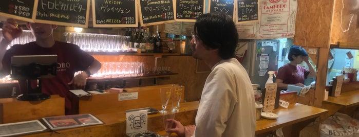 Nakano Beer Kobo is one of Gespeicherte Orte von Hide.