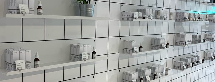 DECIEM, The Abnormal Beauty Company is one of NYC.