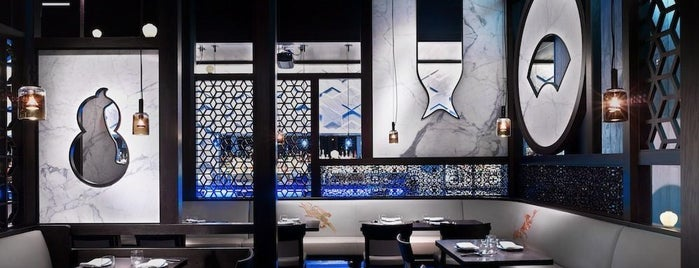 Hakkasan is one of Las vegas.