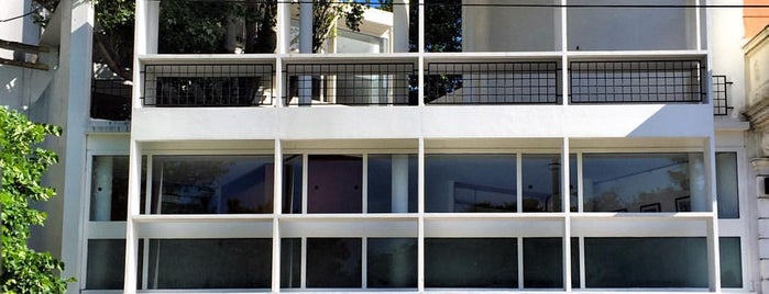 Casa Curutchet (Le Corbusier) is one of Architecture.