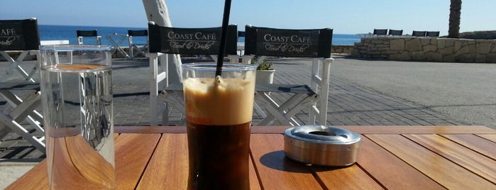 Coast Café is one of Eating out at Hersonissos.