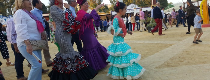Jerez Feria Del Caballo is one of Tempat yang Disukai Kim.