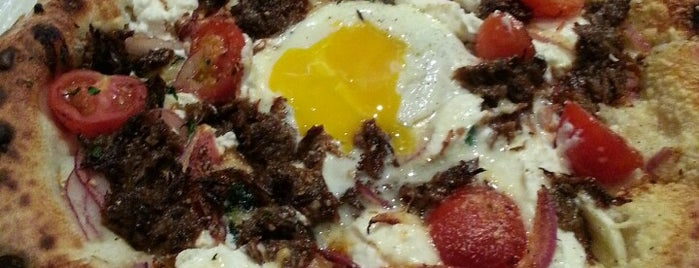 RedRocks Neapolitan Bistro is one of District of  Pizza.