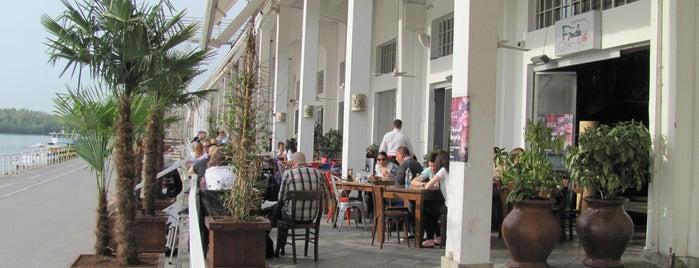 Cantina de Frida is one of Belgrad.