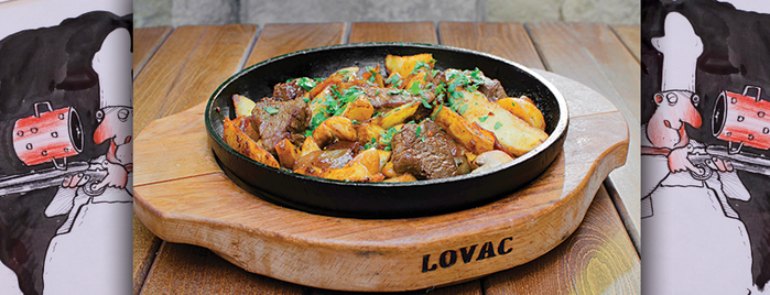 Lovac is one of restaurant places.