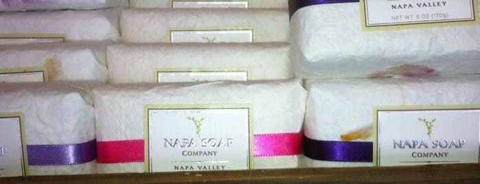 Napa Soap Company is one of napa.