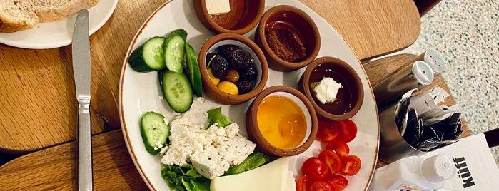 Küff Bahariye is one of İstanbul 2.