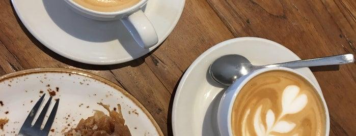 Jonas Reindl Coffee is one of Alexandra : понравившиеся места.