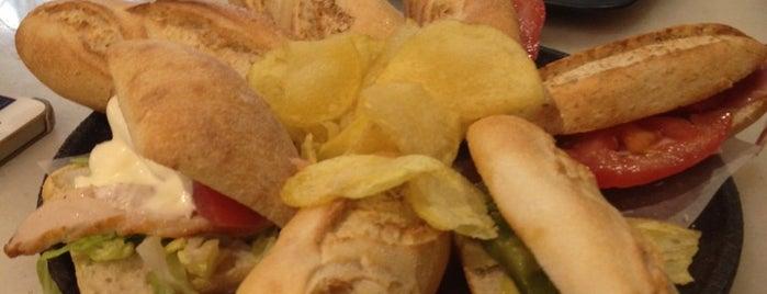 100 Montaditos is one of Ruta a Sant Martí. La ruta gastronòmica.