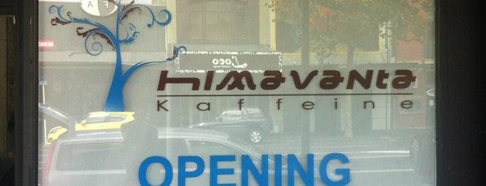 Himavanta Kaffeine is one of Jasonさんの保存済みスポット.