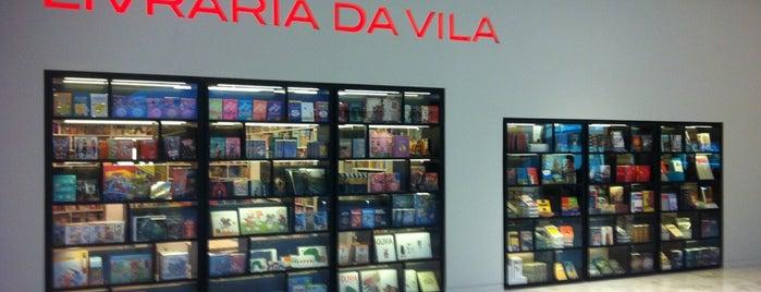 Livraria da Vila is one of Locais curtidos por 𝔄𝔩𝔢 𝔙𝔦𝔢𝔦𝔯𝔞.