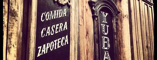 Yuban is one of Condesa-Roma.