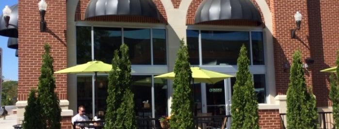 Taziki's Mediterranean Cafe is one of Good Auburn Eats.