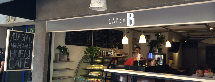 Café B is one of Roma Favorites.