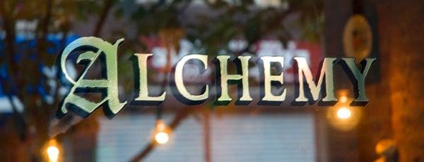 Alchemy Restaurant & Bar is one of Slope brunch.