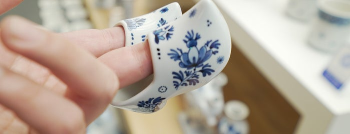 Royal Delft - De Koninklijke Porceleyne Fles is one of Alan 님이 좋아한 장소.