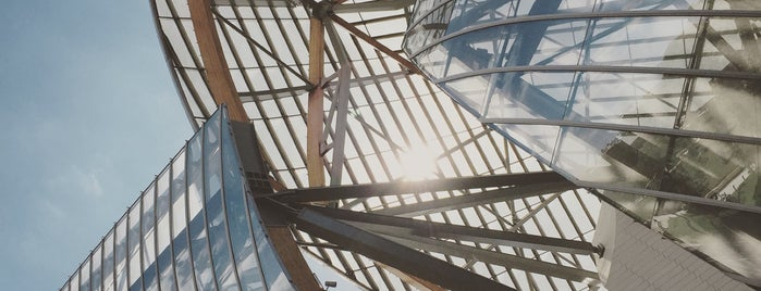 Fondation Louis Vuitton is one of Posti che sono piaciuti a Alan.