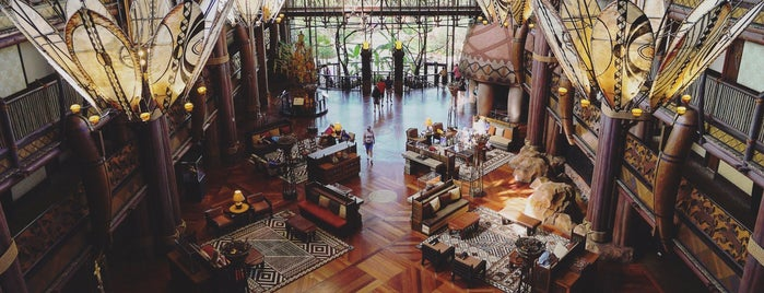 Disney's Animal Kingdom Lodge is one of Orte, die Alan gefallen.
