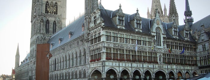 In Flanders Fields Museum is one of Tempat yang Disukai Alan.