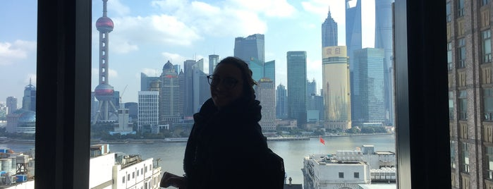 Waldorf Astoria Shanghai on the Bund is one of Lugares favoritos de Alan.