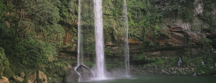 Cascada De Misol-Ha is one of Locais curtidos por Alan.