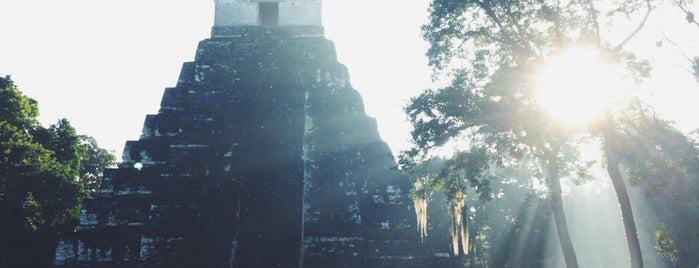 Parque Nacional Tikal is one of Alanさんのお気に入りスポット.