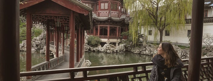 Yu Garden is one of Lugares favoritos de Alan.