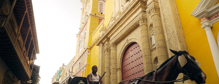 Centro Histórico de Cartagena / Ciudad Amurallada is one of Lugares favoritos de Alan.