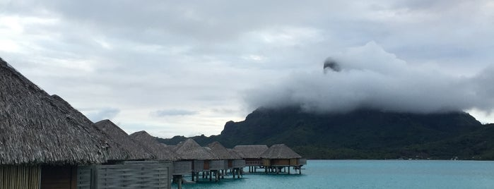 Four Seasons Resort Bora Bora is one of Alanさんのお気に入りスポット.