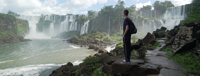 Cataratas del Iguazú is one of Alanさんのお気に入りスポット.