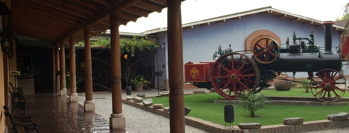 Museo de Colchagua is one of Orte, die Alan gefallen.