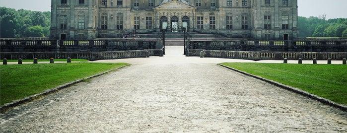 Château de Vaux-le-Vicomte is one of Tempat yang Disukai Alan.