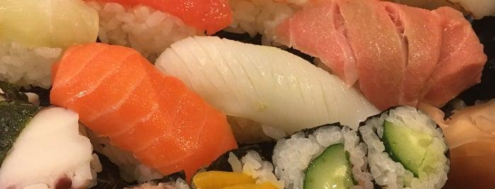 Akefune Sushi is one of Locais curtidos por Tomiya.