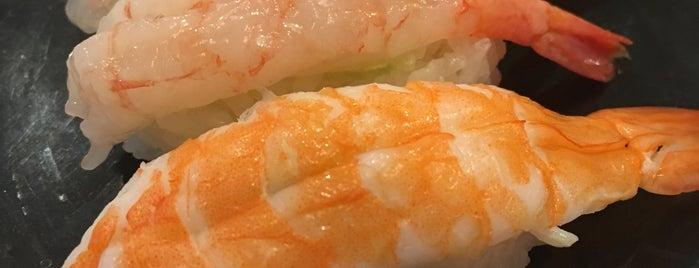 回転寿司 たいせい 立川南口店 is one of よく行く.