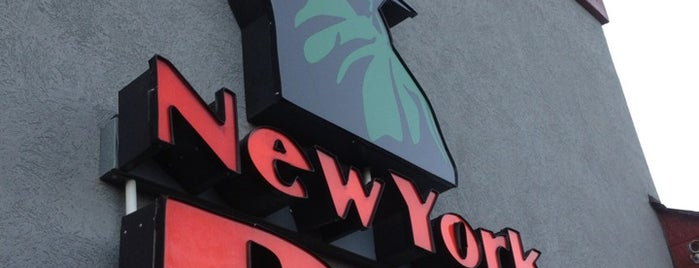 New York Deli is one of Richmond :).