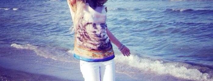 Caelia Beach is one of Locais curtidos por Damien.