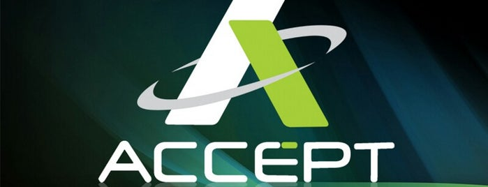 Accept is one of bom lugar.