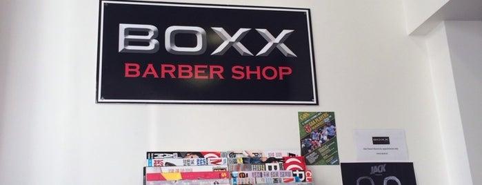 Boxx is one of Orte, die Will gefallen.
