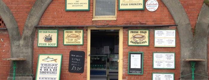 Brighton Smoke House is one of BRIGHTON.