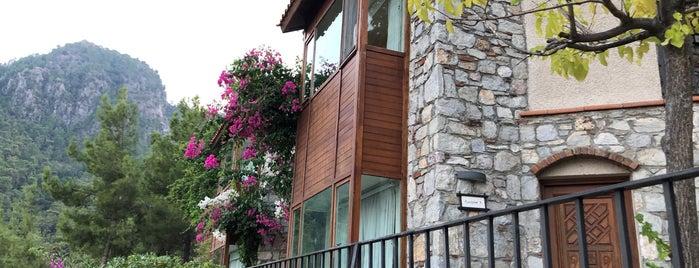Dionysos Hotel is one of Marmaris & Datça & Knidos & Selimiye.