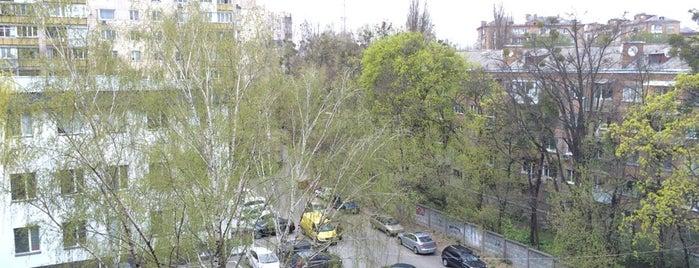 Довнар-Запольского 9 is one of สถานที่ที่ Oleksandr ถูกใจ.
